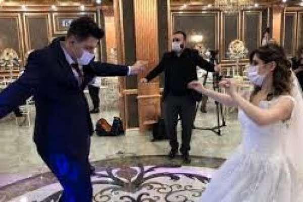 Korona Düğün Davetiyesi - Koronavirüs Gelini Olmak